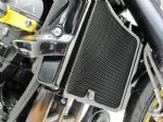 STREET TRIPLE 675 & R 2007/12: R&G Radiator Guard Black RAD0070 BK Clearance Price!